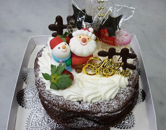 クリスマスケーキ予約受付中!12月16日(水)まで